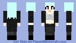 Miriam Vocaloid 1 Minecraft Skin