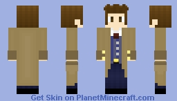 The Tenth Doctor Minecraft