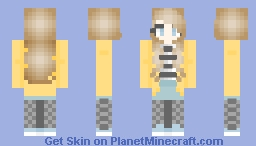 For The Happy or For The Hurt - Reshade Minecraft Skin