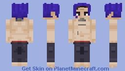 xxxᴛᴇɴᴛᴀᴄɪᴏɴ Minecraft Skin