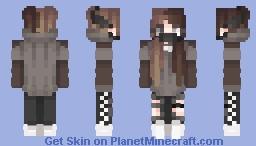 あなたが悼んでくれたから Minecraft Skin