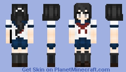 ✧𝓆𝓈𝒽✧ - Love Story Minecraft Skin
