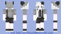 I'm sorry Minecraft Skin