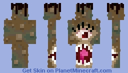 The slobbering monster in the closet (20 min. lol skin) Minecraft Skin