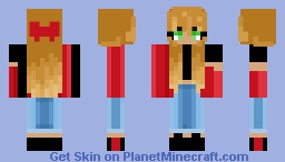 soft girl (recolor) Minecraft Skin