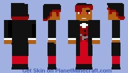 the professor Minecraft Skin