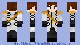A Prue Prince Minecraft Skin