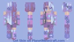 broken _ arcade Minecraft Skin
