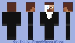 The Phantom of the Opera VII Minecraft Skin