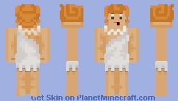 ﴾ξꭚꞕꝍ₮₮ἷ﴿ Wilma Flintstone Minecraft Skin