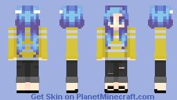 Yoohoo! Minecraft Skin