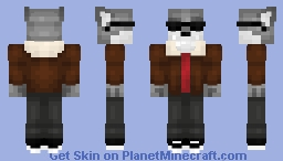 Jameskii Minecraft Skin