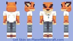 Remember me? Minecraft