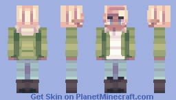 I'll Be Good Minecraft Skin