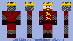Holy Knight Minecraft Skin