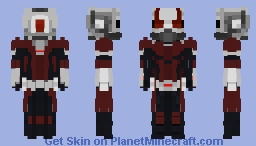 Ant-Man and the Wasp: Ant-Man Minecraft