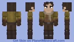 :: Finnian, The Gentle Hunter  :: Minecraft Skin