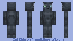 Iv'e got this down to a science Minecraft Skin
