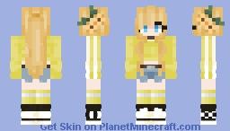 🌼 D a n d e l i o n 🌼 Minecraft Skin