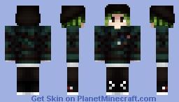 VULGAR MOLLY Minecraft Skin