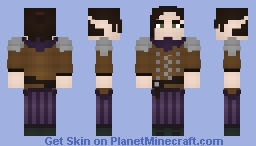 Lesbian Elf Minecraft Skin