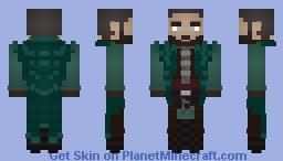 Mystique VALAH Minecraft Skin