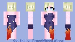 Random ✿ Flames Minecraft Skin