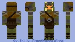 Gamorrean Guard - Star Wars Minecraft Skin