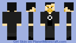 Gary King - The World's End Minecraft Skin