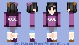 Butter n Jelly Minecraft Skin