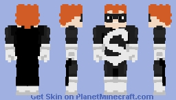 Syndrome Minecraft Skin