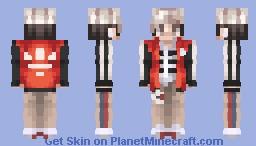 Is   わ Minecraft Skin