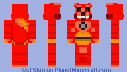 Toy NightMareSIMBjr Minecraft Skin