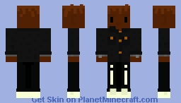 lucid dreams Minecraft Skin
