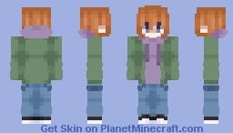 Matt Eddsworld Minecraft Skin