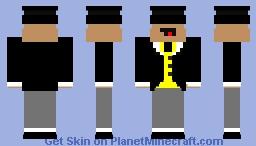 Sir Topham Hatt Minecraft Skin