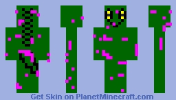 DRAGONPINKSPARKLE!!!!!!!! (modledafterTY(tm)stuffy) Minecraft Skin