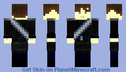 A Prince of Some Sort Minecraft Skin