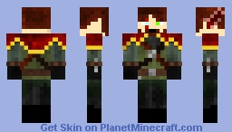 The Search for Comfort Minecraft Skin