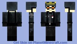 Wolfenstein: Paratrooper Minecraft Skin