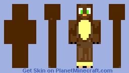 Doni Bobes Owl Minecraft Skin