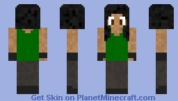 Katrina Minecraft