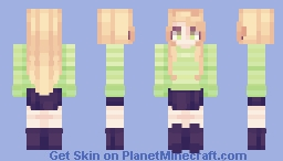 How to skirt || Request Minecraft Skin
