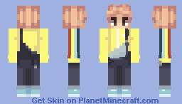 Go Go - RapMon Minecraft Skin