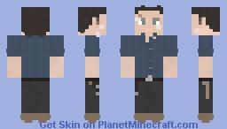 Rick Grimes | The Walking Dead | 6x01 Minecraft Skin