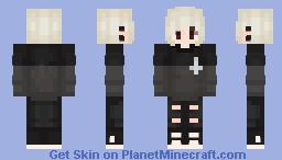 𝓛𝓾𝓽𝓱𝓮𝓻 [𝓞𝓒] Minecraft Skin