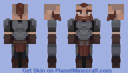 Dwarf Warrior Minecraft