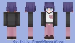 ★ Ladybug ★ Marinette Minecraft Skin