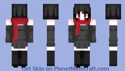 𝕦𝕟𝕕𝕖𝕣𝕥𝕒𝕝𝕖 𝕜𝕚𝕥𝕥𝕖𝕟 Minecraft Skin
