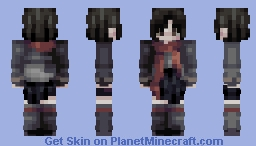 Ain't no rest for the Wicked. Yes, I'm alive. Minecraft Skin